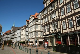 City center Hannover market hotel