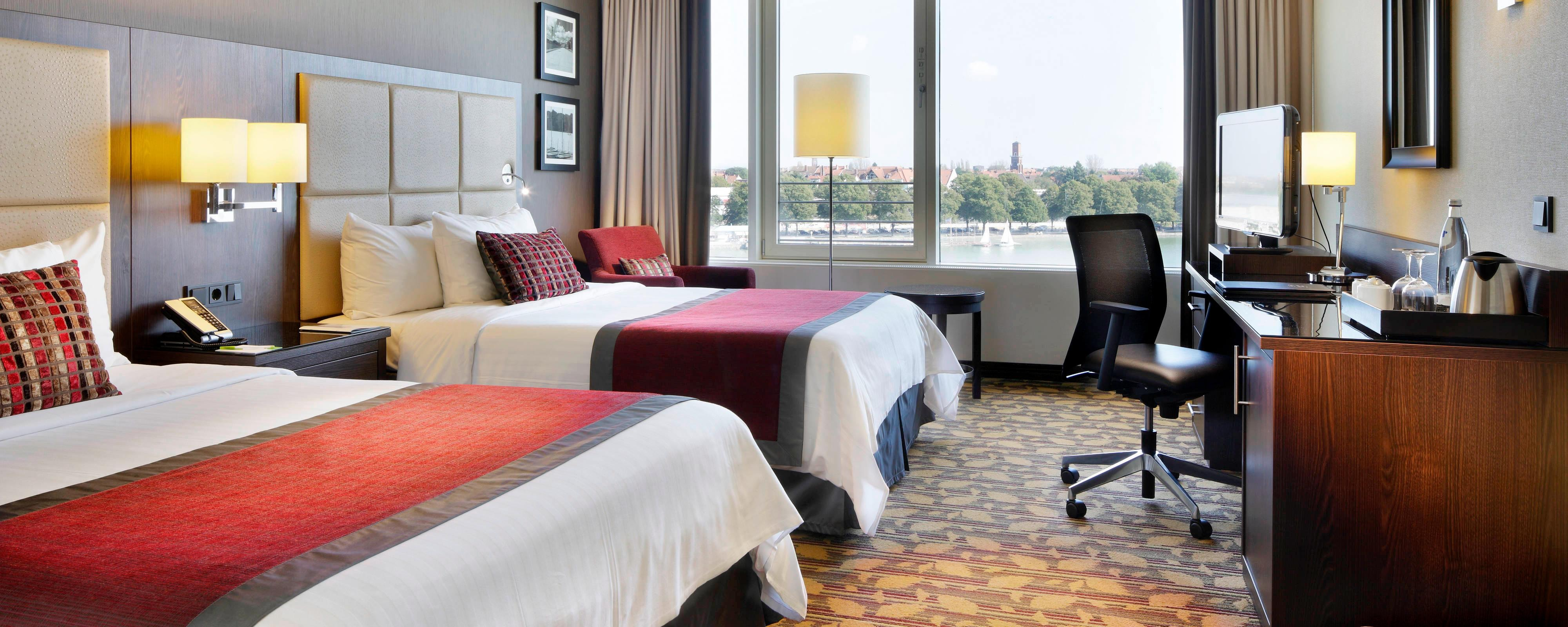 Hotel in Hannover - Courtyard Hannover Maschsee | Marriott ...