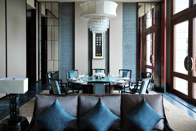 Man Ho Chinese Restaurant – Private Dining Room