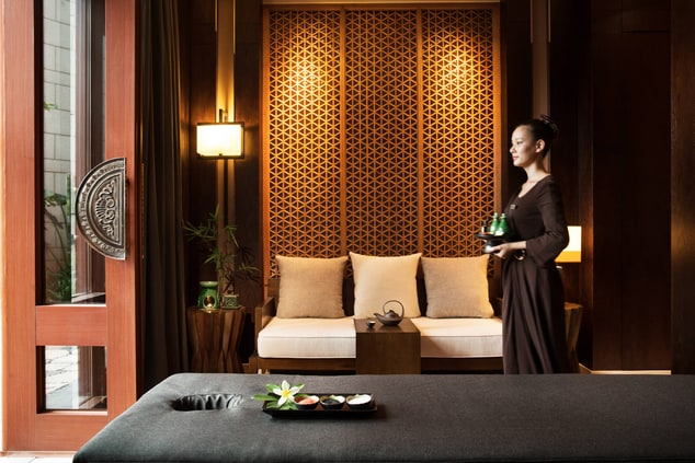 Touch Spa – Treatment Room
