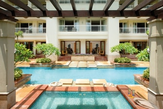 Presidential Suite - Private Pool & Hot Spring