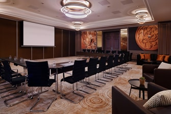 Hamburg Marriott Hotel meeting room