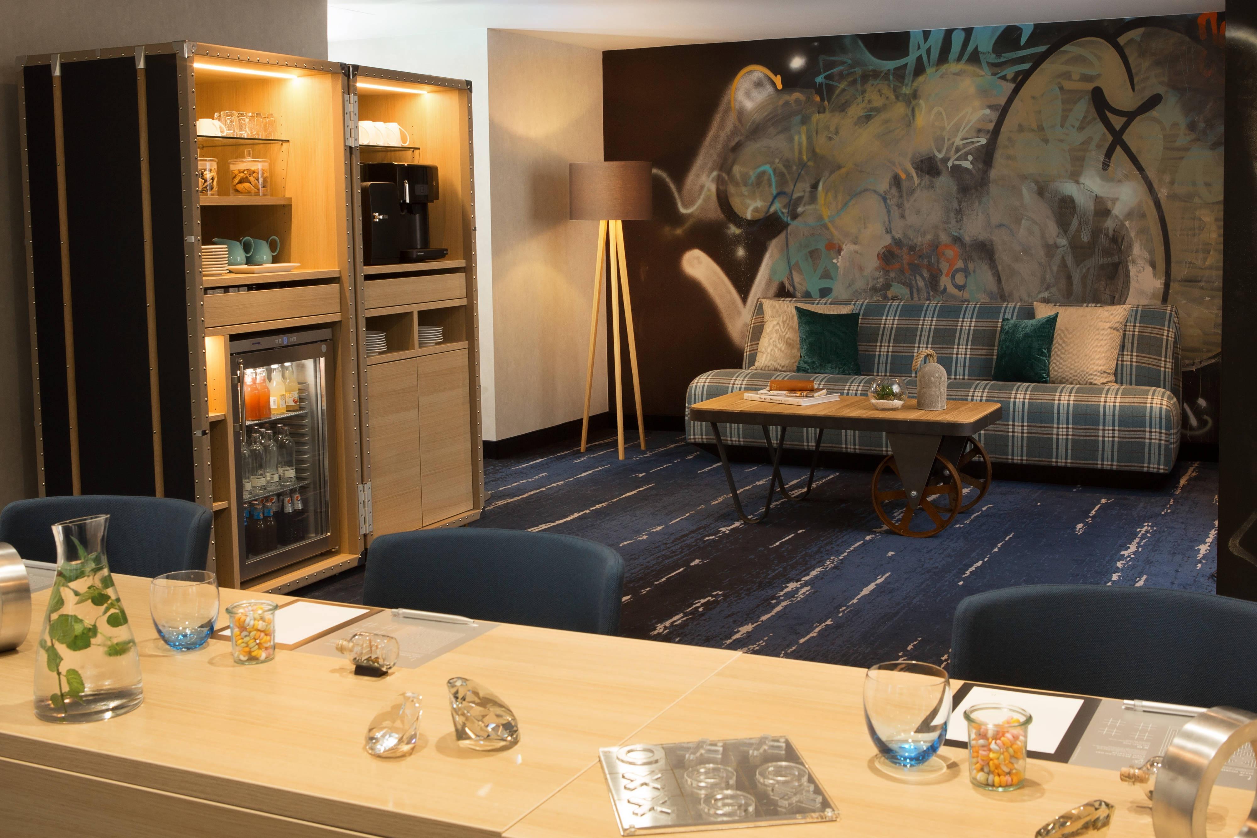 Einzigartige Veranstaltungsfläche in Hotel in Hamburg