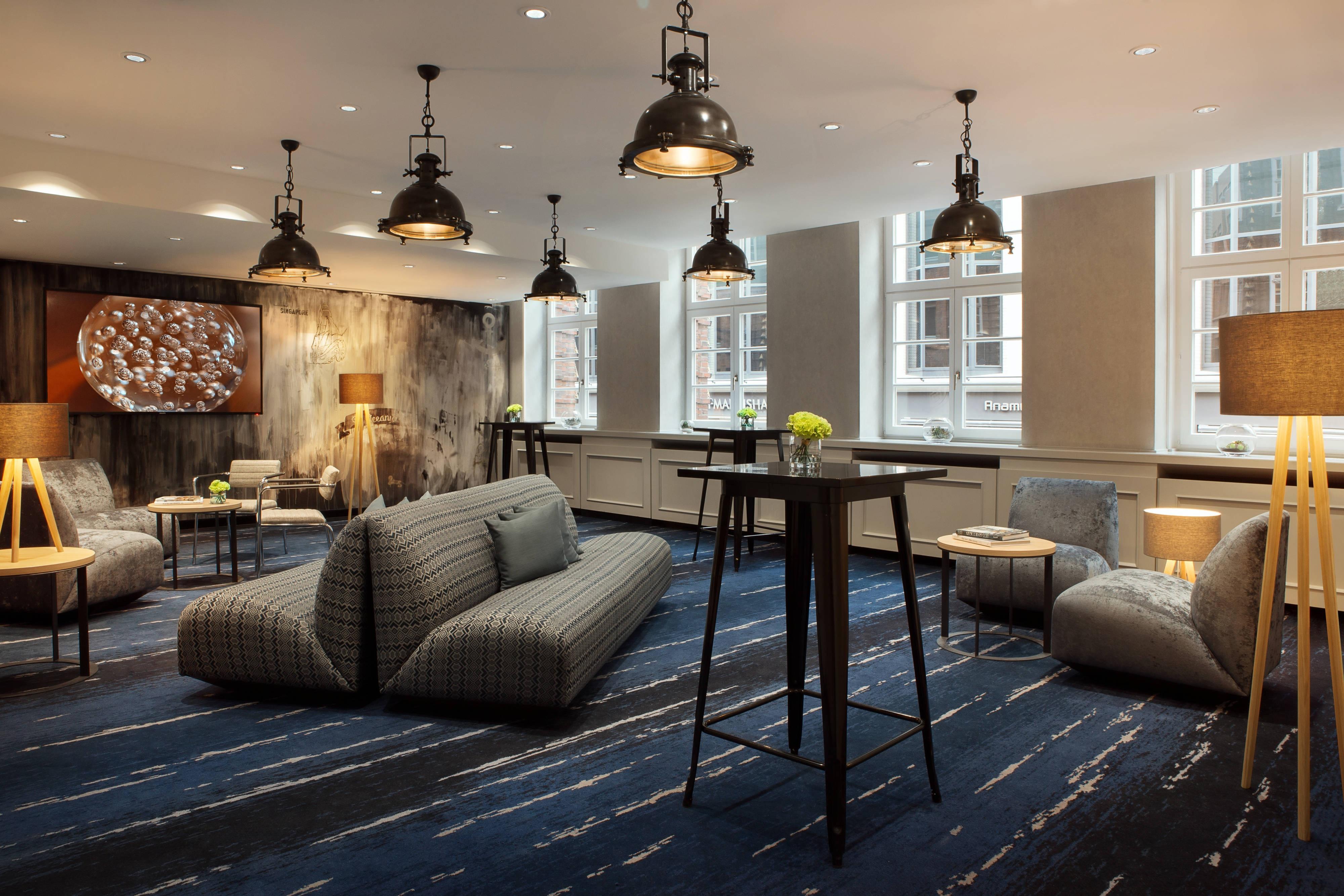 Individuelle Veranstaltungsfläche in Hotel in Hamburg
