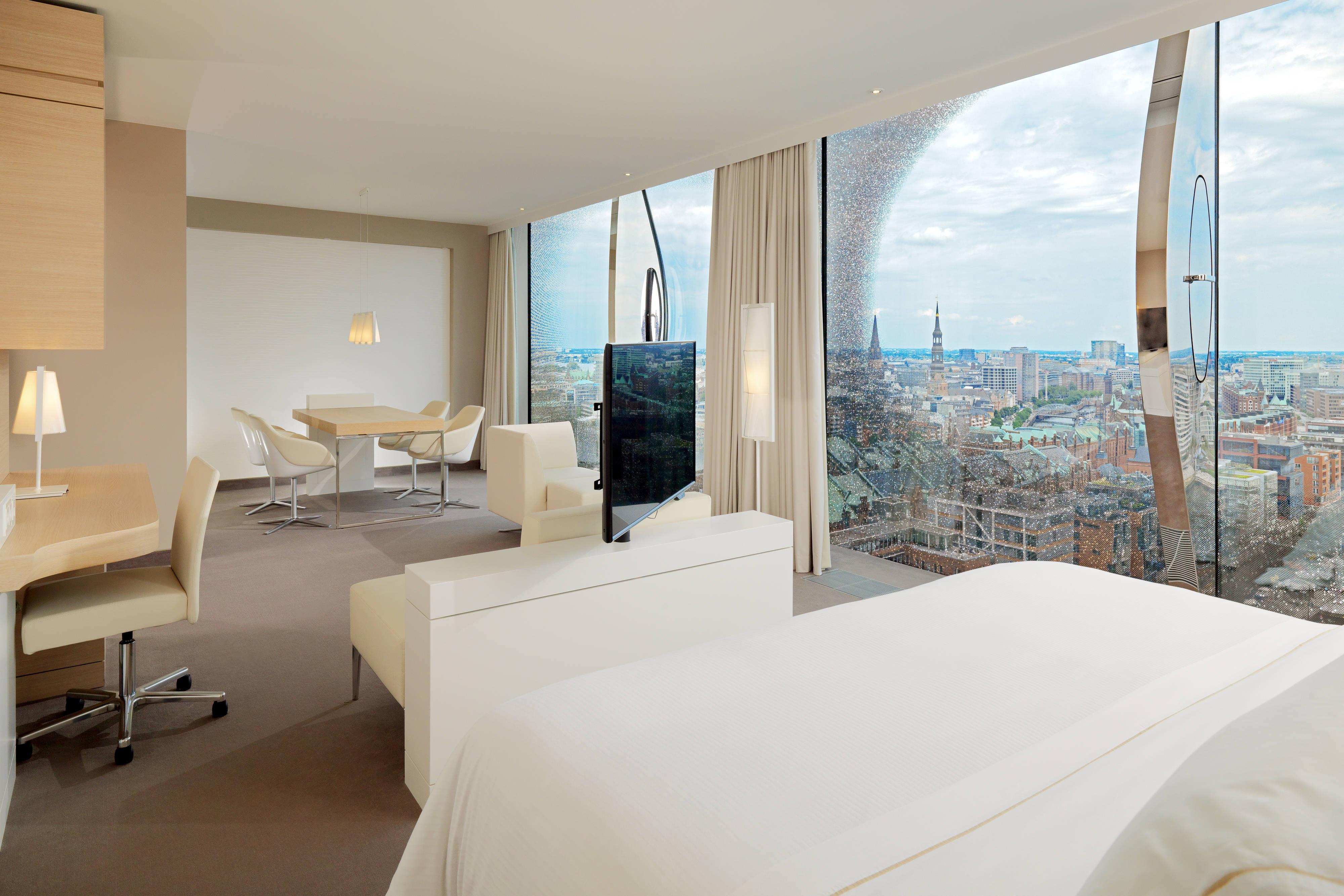 Suite - Vista su HafenCity