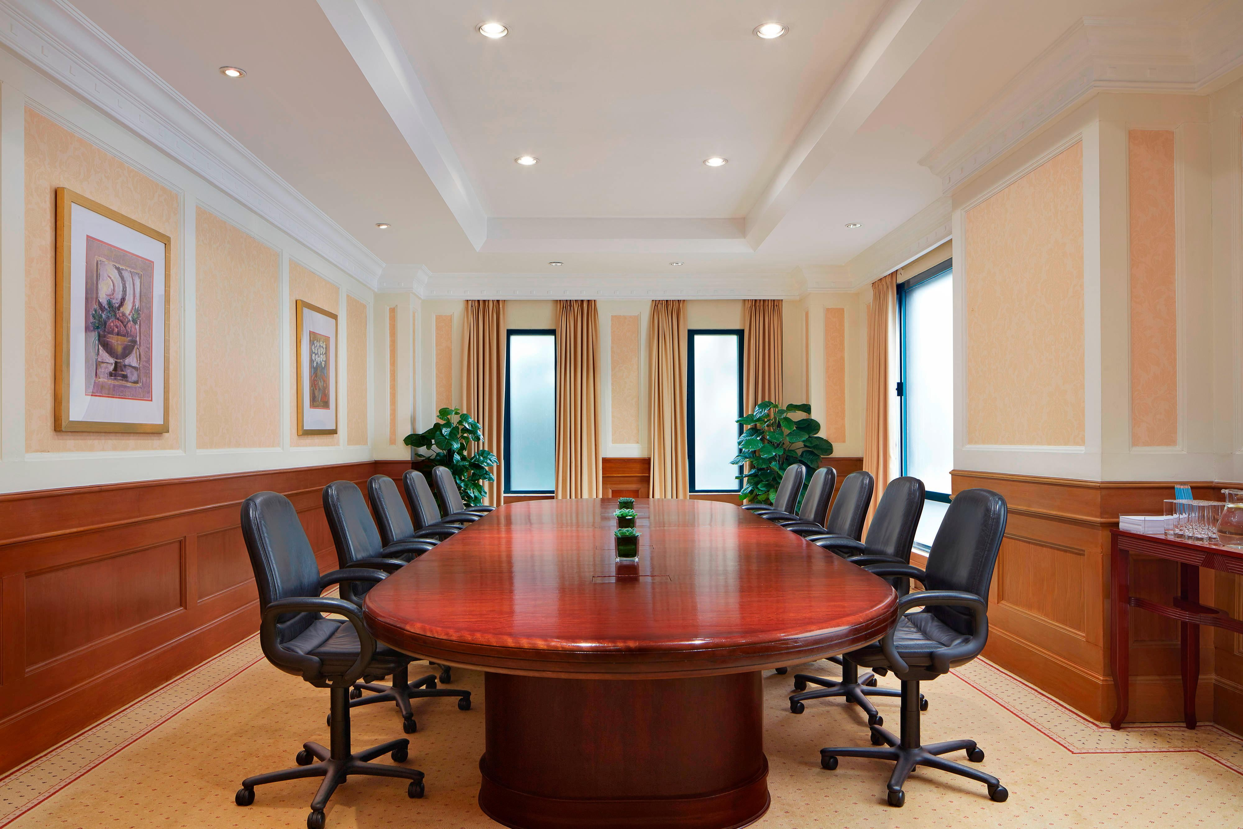 Business Center Boardroom