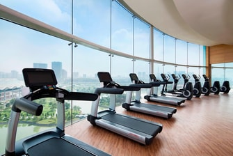 fitness five star hotel hanoi