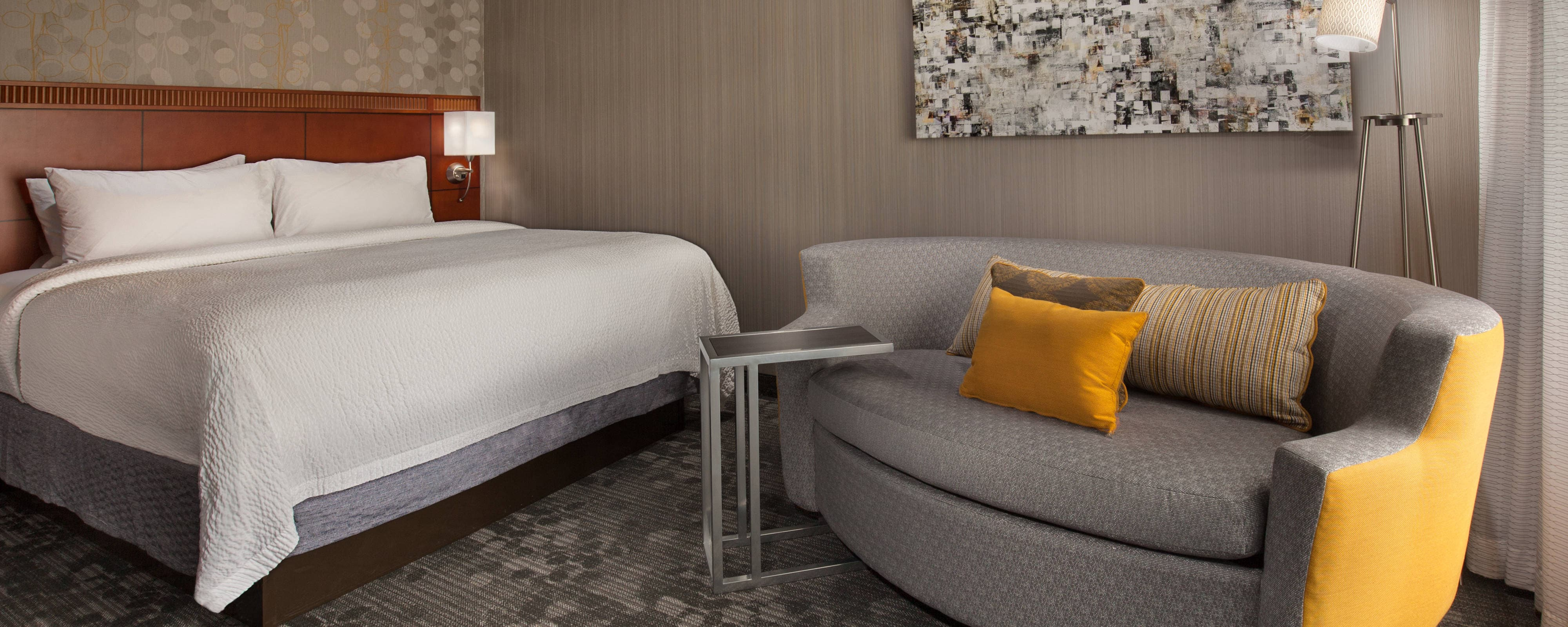 Harrisburg hotel accommodations