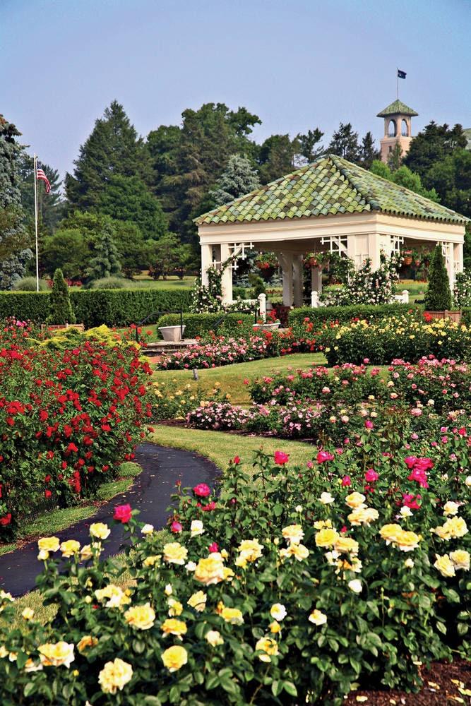 The Hershey Gardens