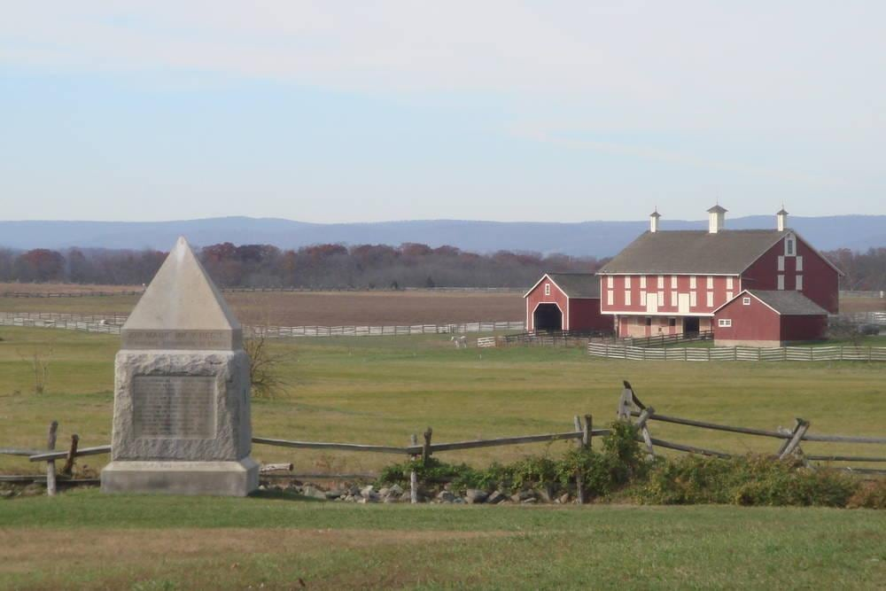 The Battlefield of Gettysburg: Picket's Charge