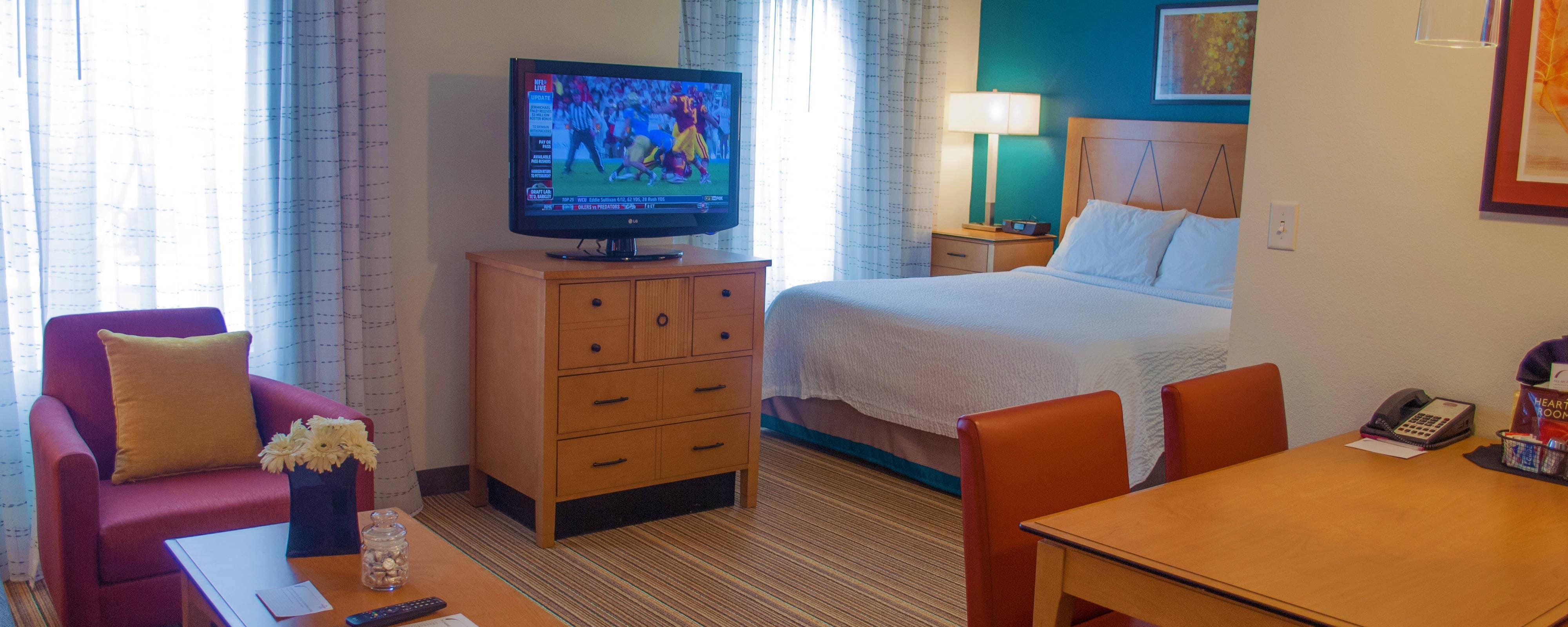 Hotel für Langzeitaufenthalte in Harrisburg, PA