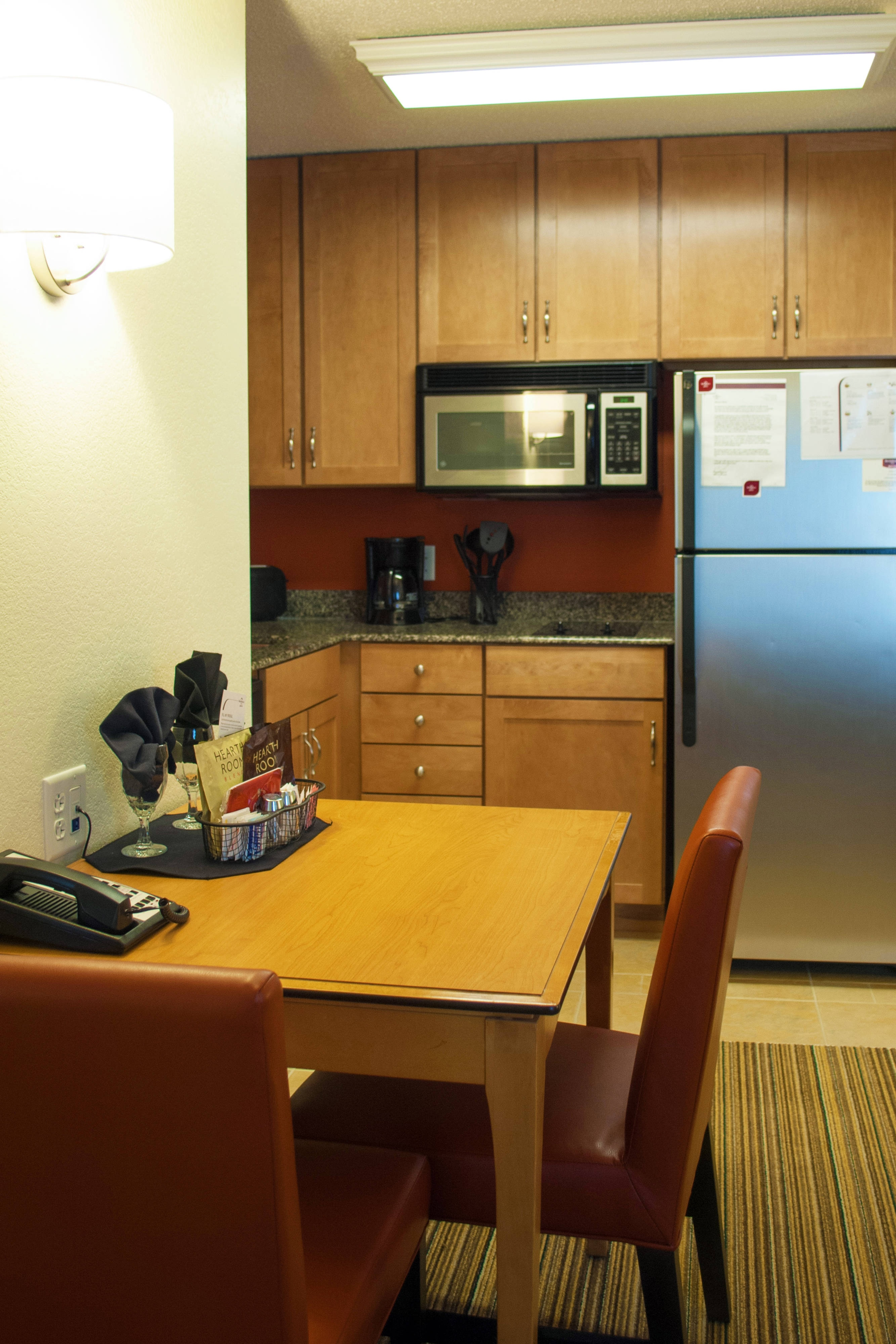 Carlisle hotel rooms with kitchens