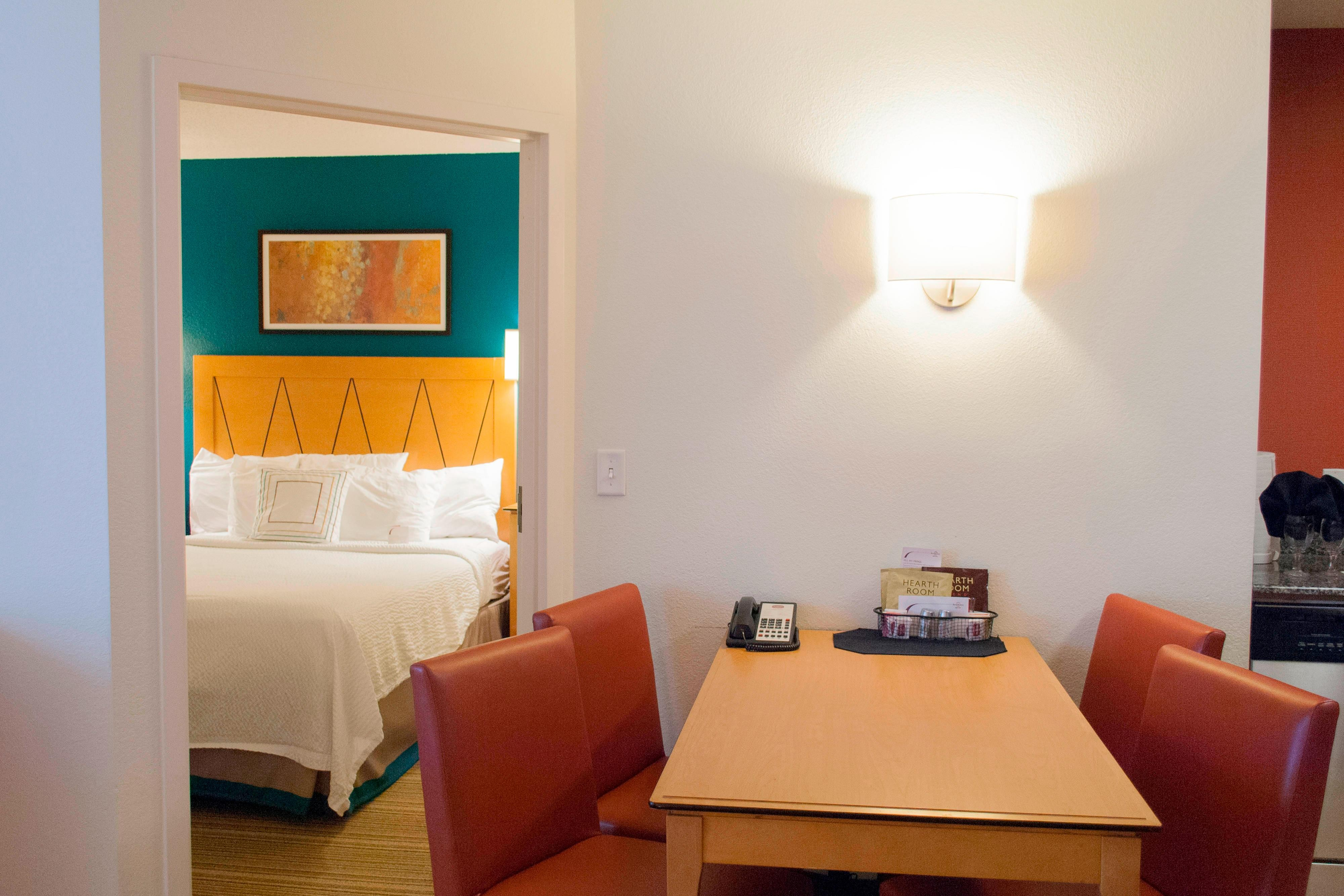 Harrisburg extended stay suite