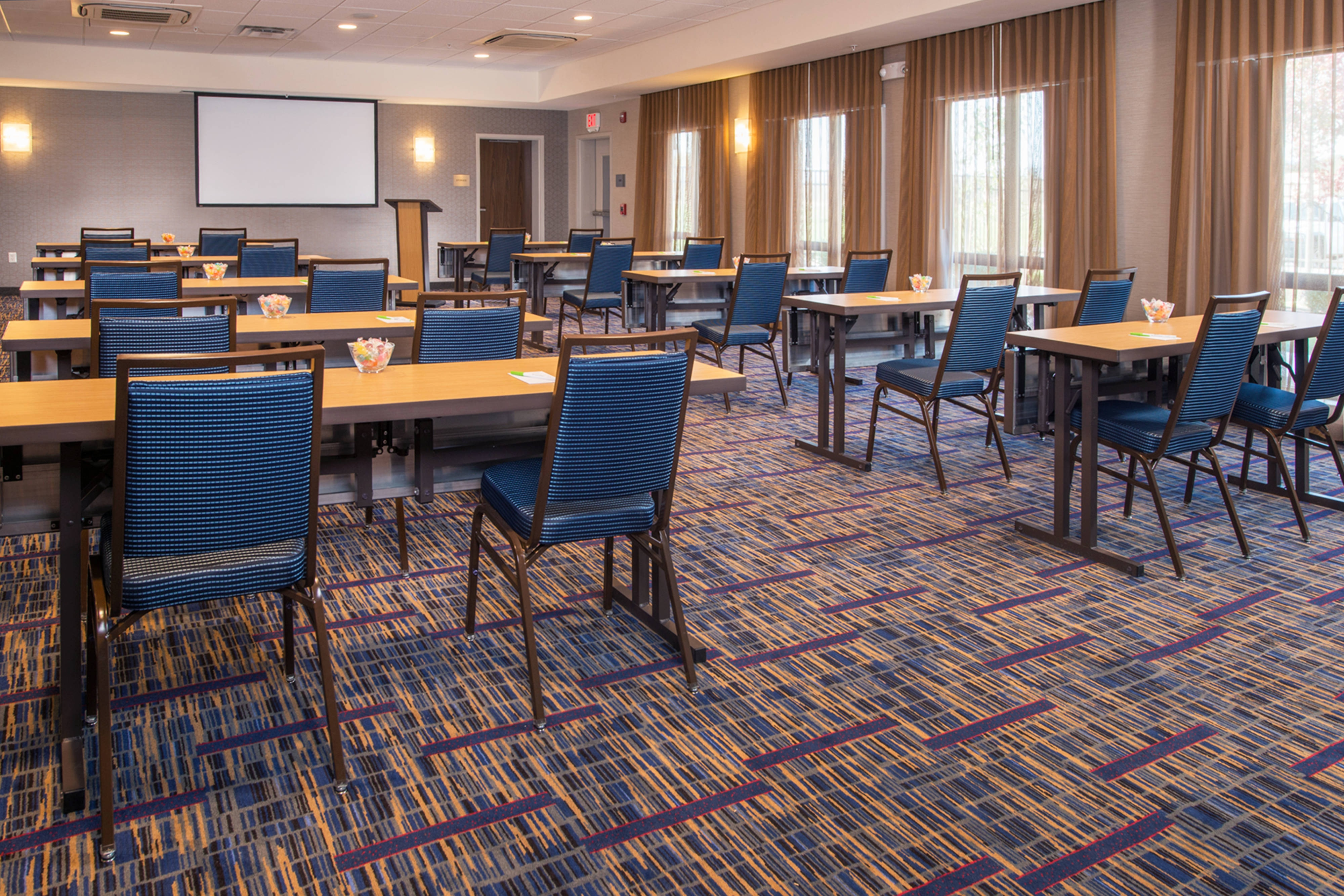 Courtyard Shippensburg Hotel Meeting Space