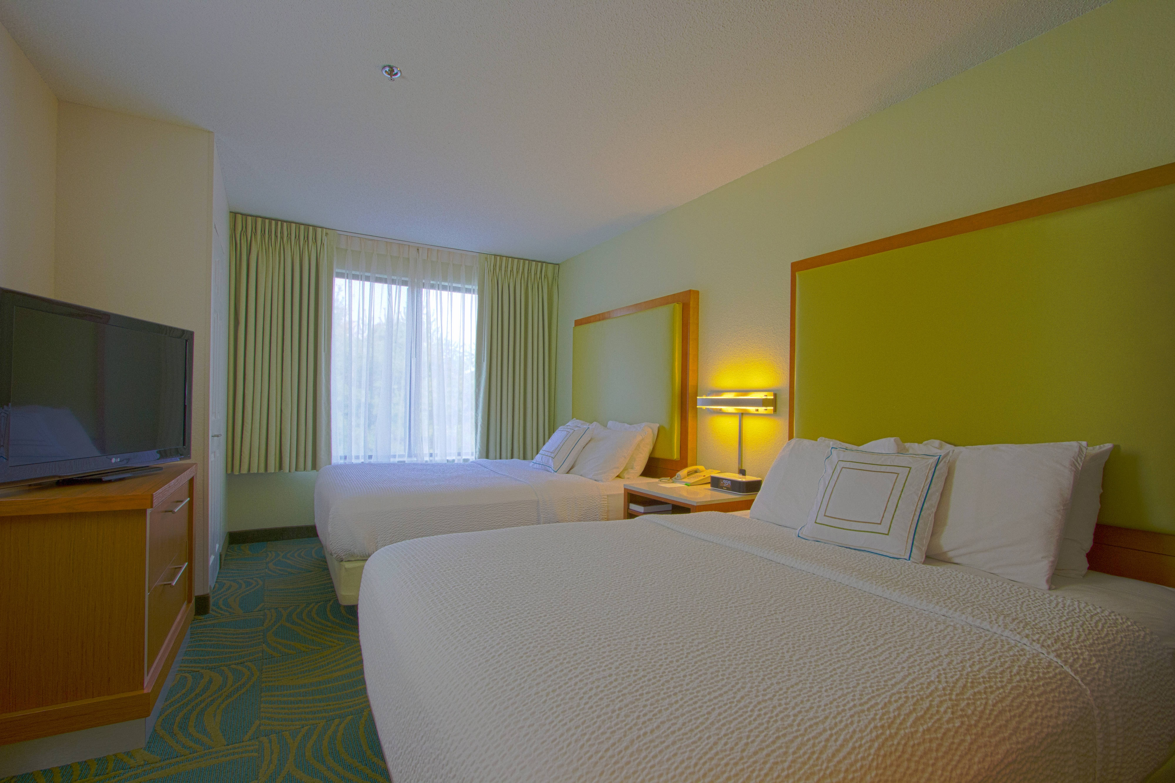 Hotel Rooms Amp Amenities Springhill Suites Hershey Near