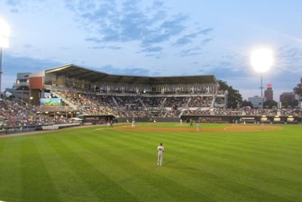 hotel near Harrisburg Senators Baseball