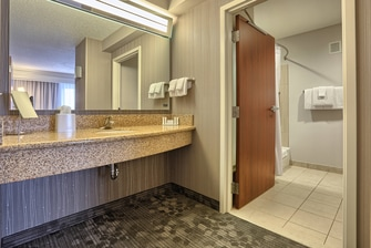 Suite bathroom in Mechanicsburg PA