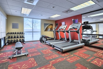 Mechanicsburg hotel fitness center