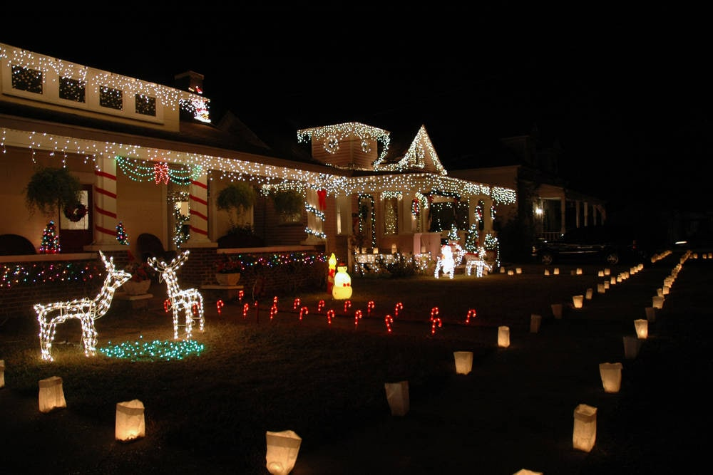 Historic District Luminaries