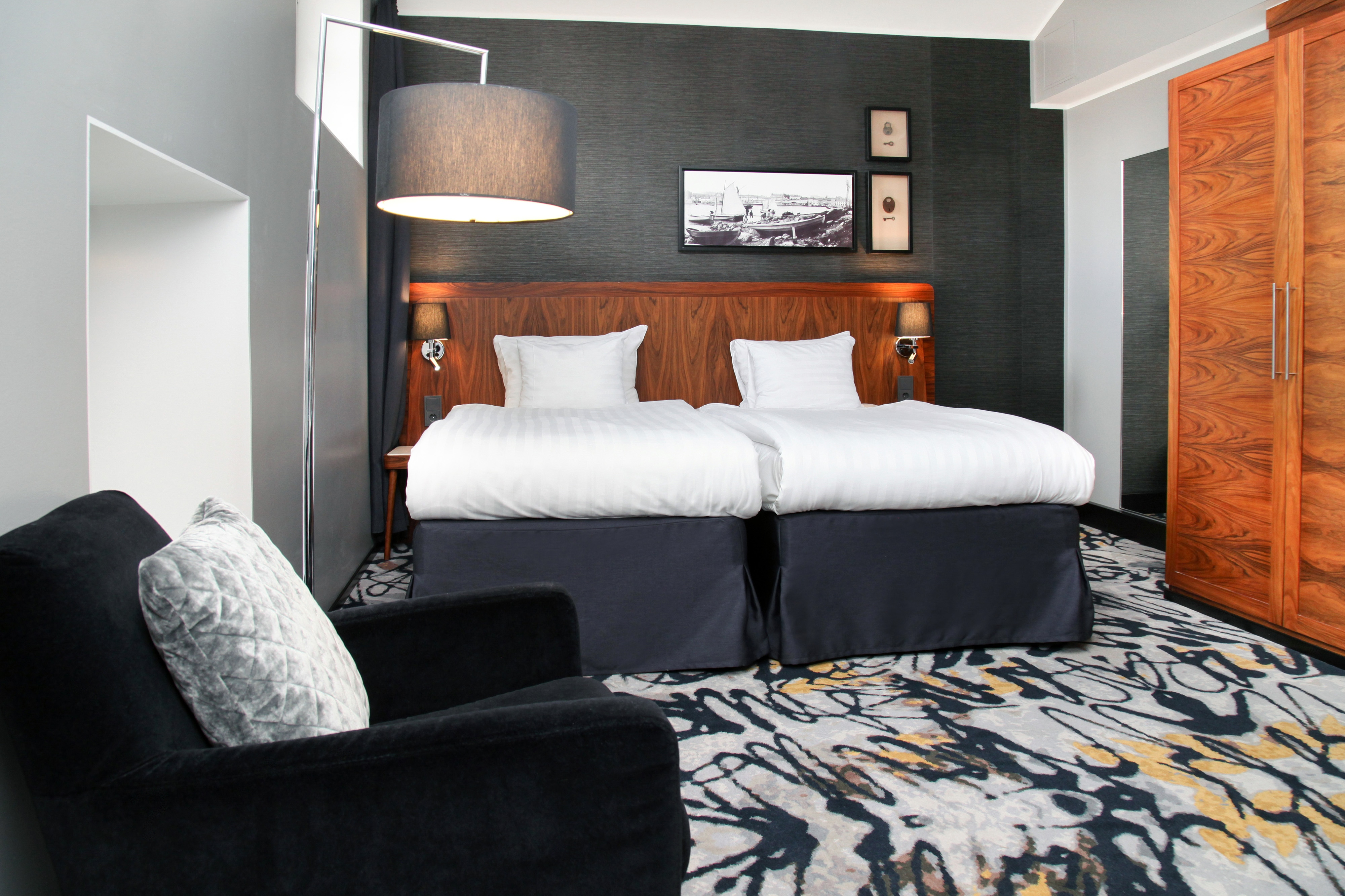 Twin/Twin Classic Guest Room
