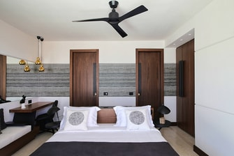 Two Bedroom Luxury Residence Master Bedroom