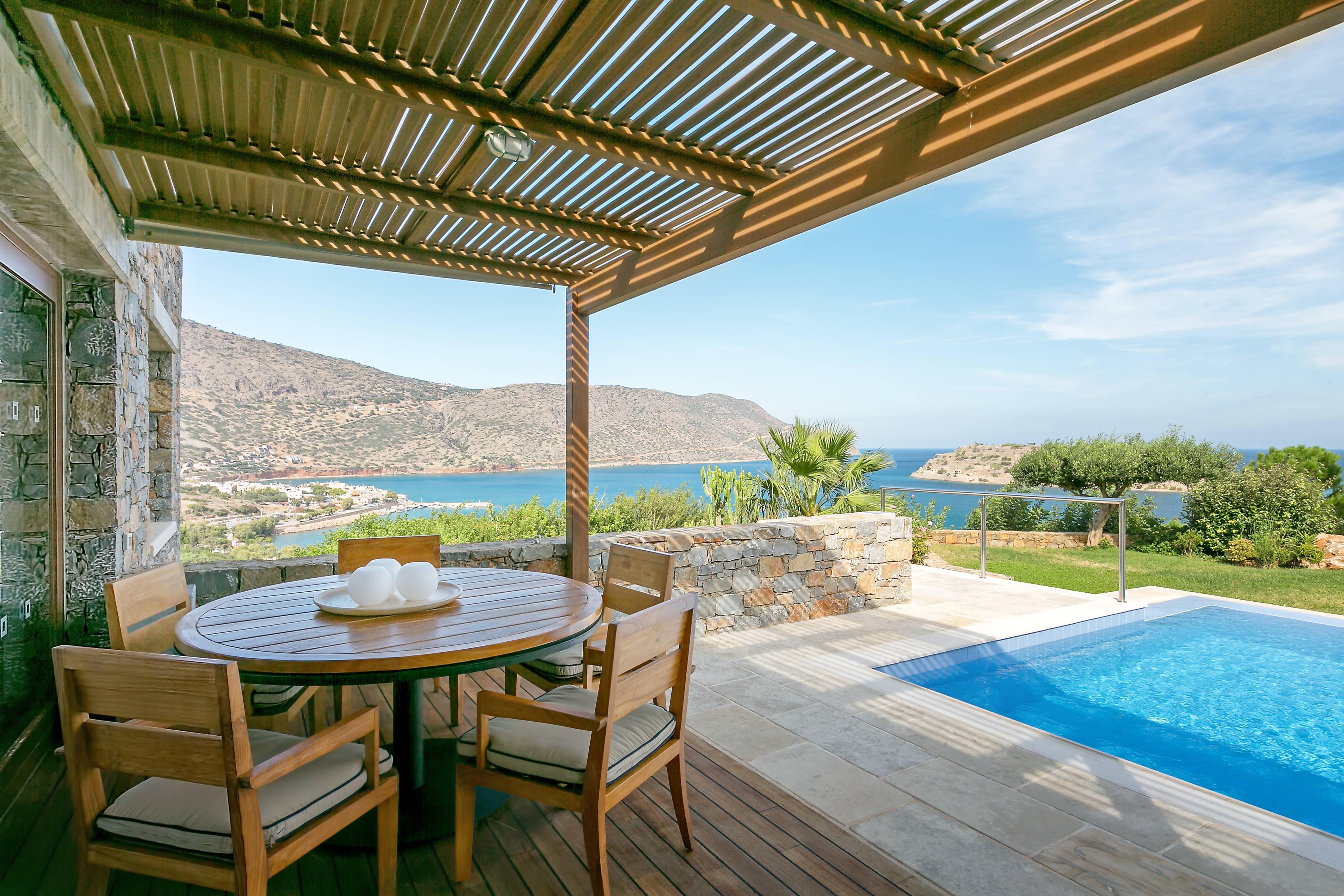 Royal Blue Villa - Outdoor Area