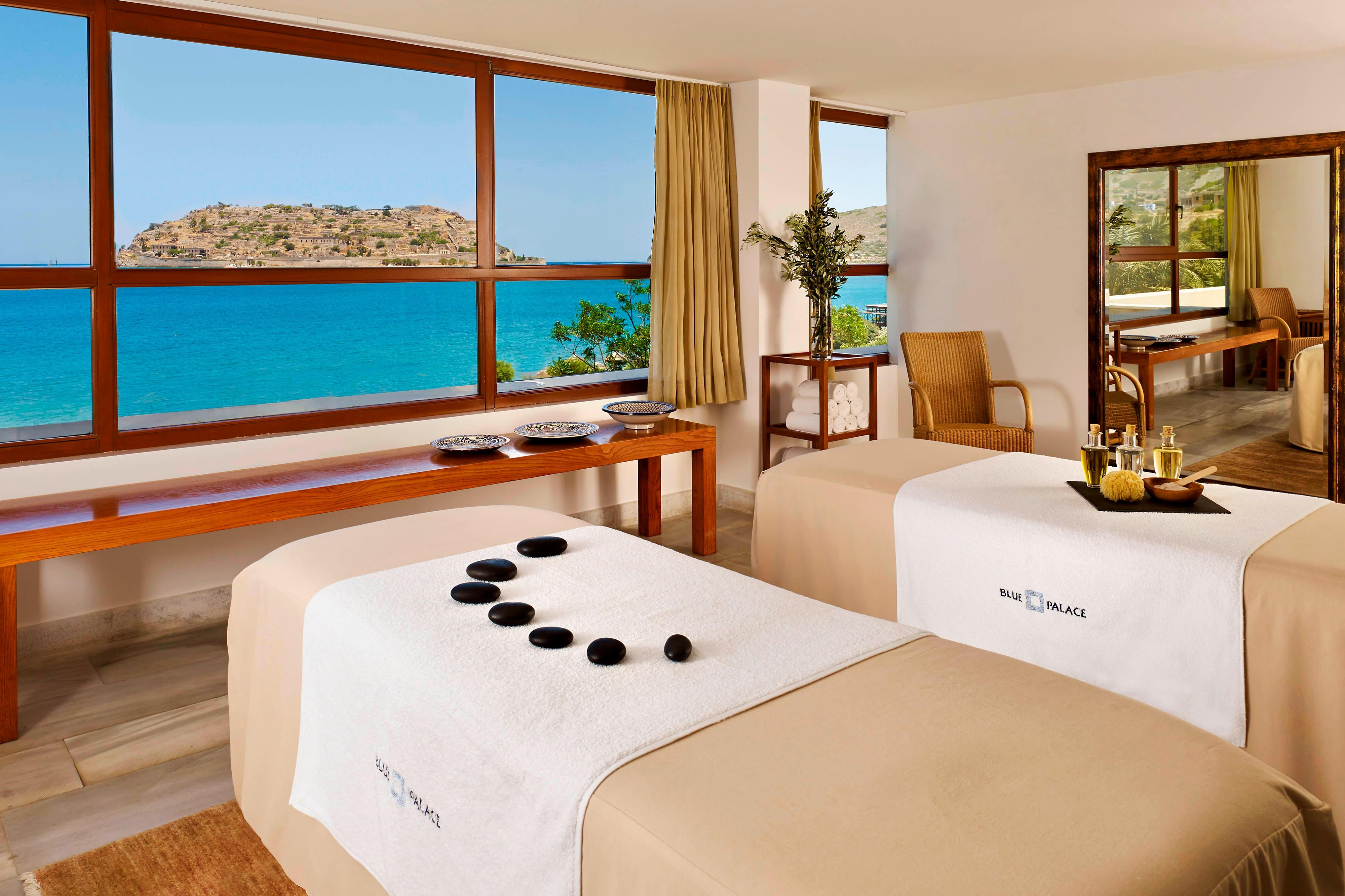 Couples Suite - The Elounda Spa & Thalassotherapy
