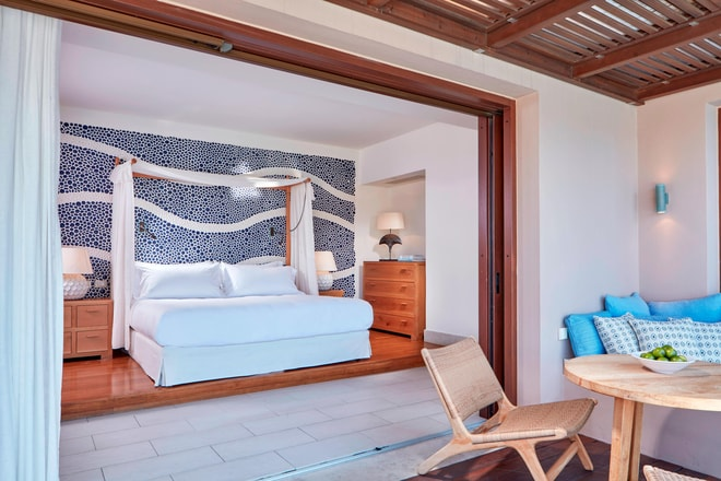 Island Luxury Suite Sea View Private Heated Pool