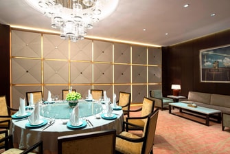 China Spice Chinese Restaurant Private Room Fujin