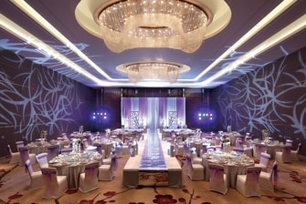 Grand Ballroom with Wedding