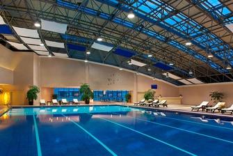 Swimming Pool full View