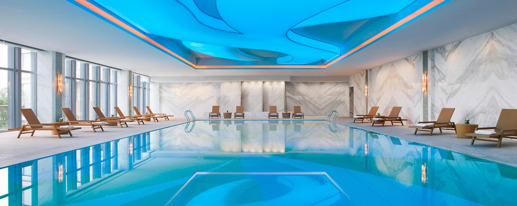 Hotel gym recreation swimming pool hotel fitness center - Washington park swimming pool hours ...
