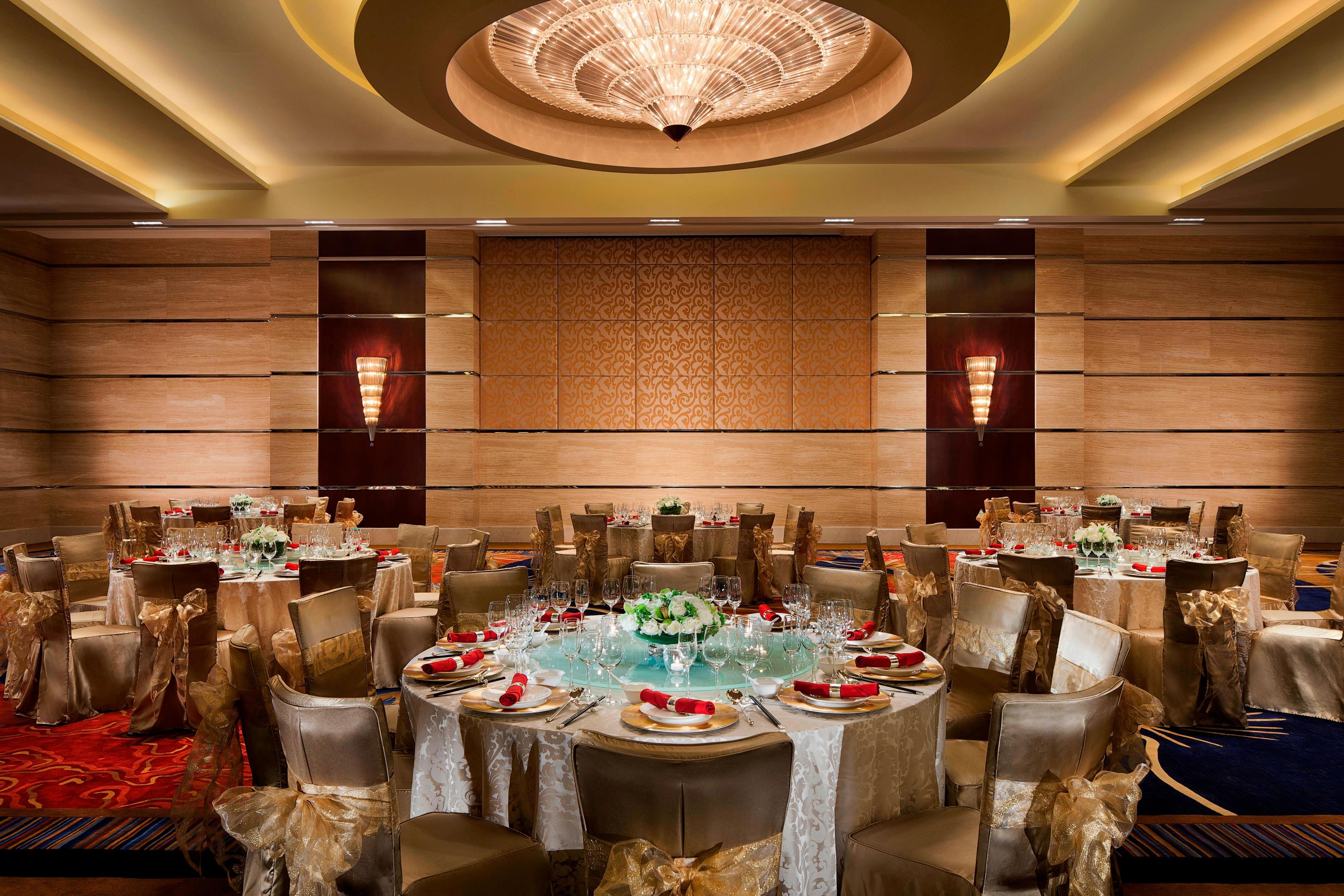 Chinese Wedding Banquet