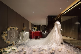 Wedding Presentation Room