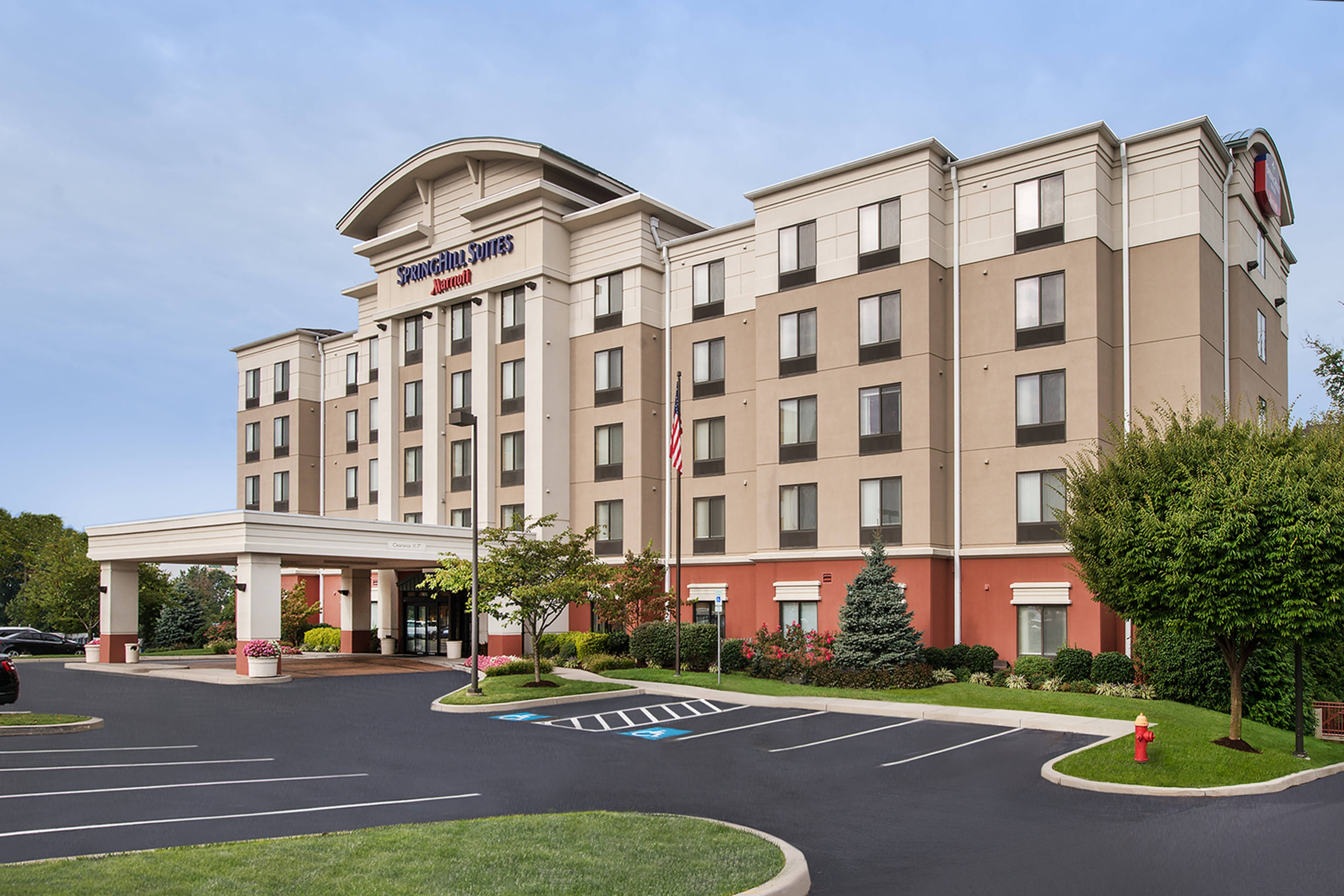SpringHill Suites Hagerstown Hotel Exterior