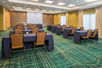 SpringHill Hagerstown Hotel Meeting Room