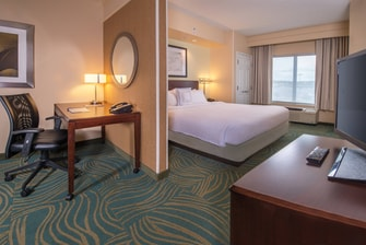 SpringHill Hagerstown Hotel King Room