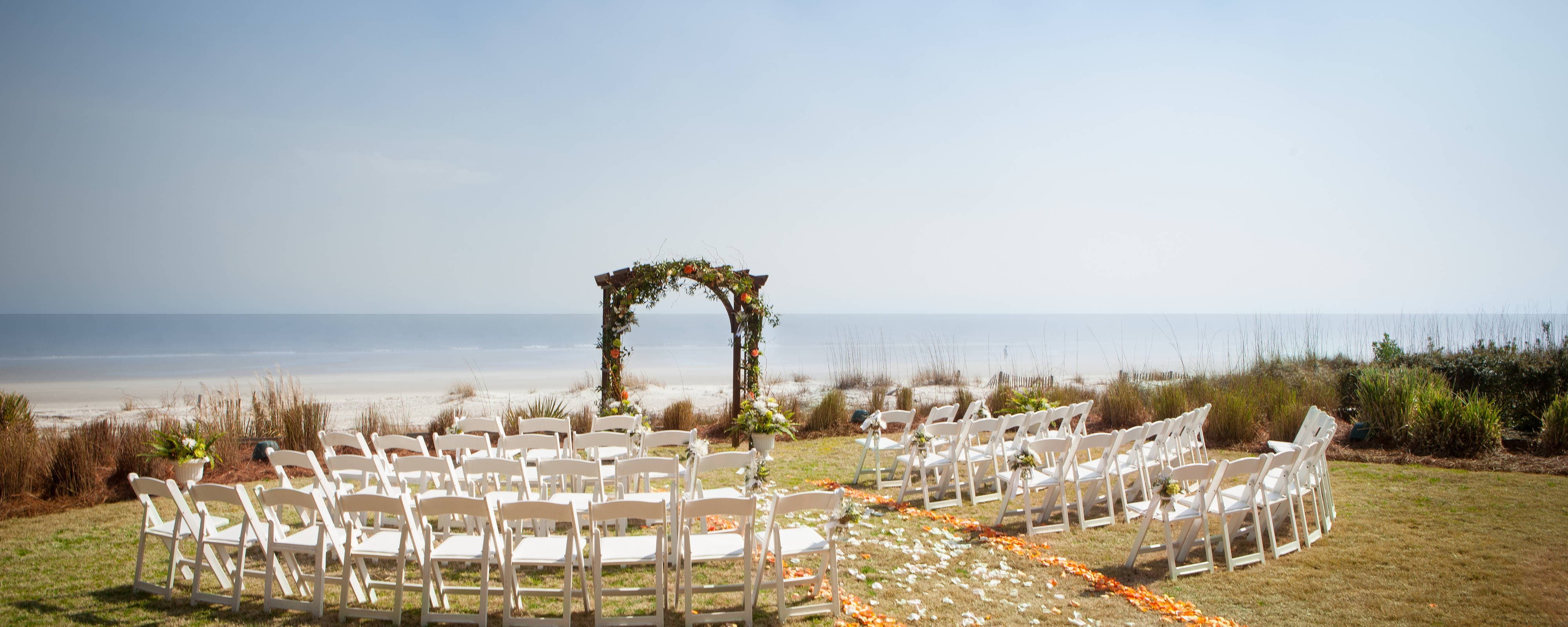Discover Credit Card Sign In >> Hilton Head Wedding Venues | Hilton Head Marriott Resort & Spa