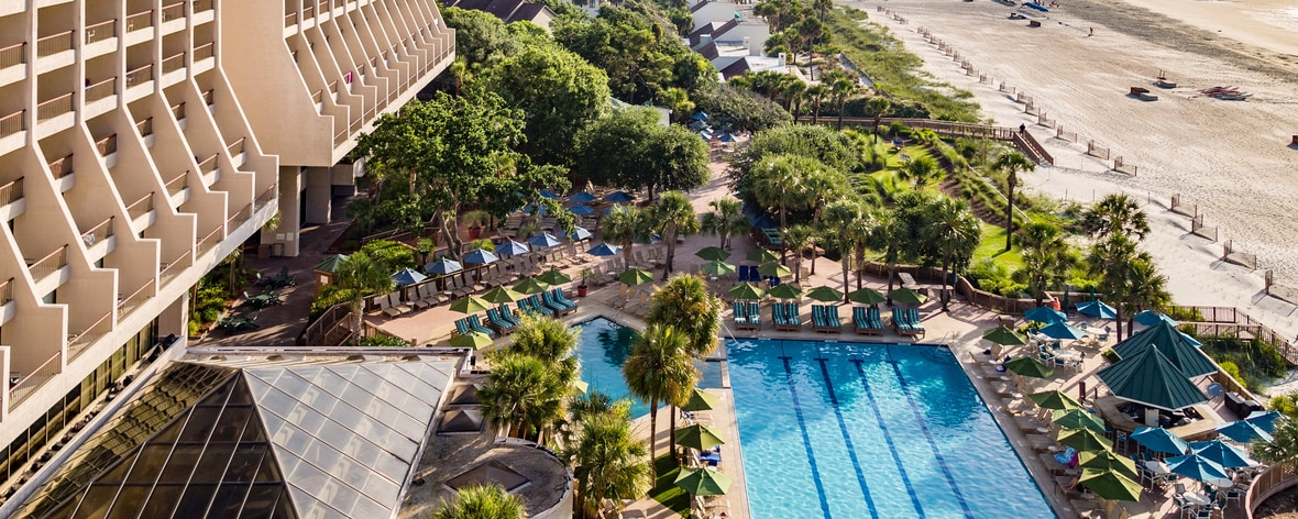 Hilton Head Resort on the Beach | Marriott Hilton Head Resort & Spa