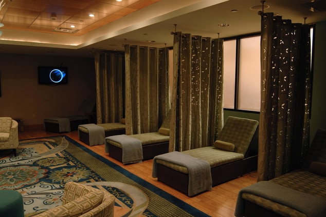 Spa Soleil – Relaxation Room