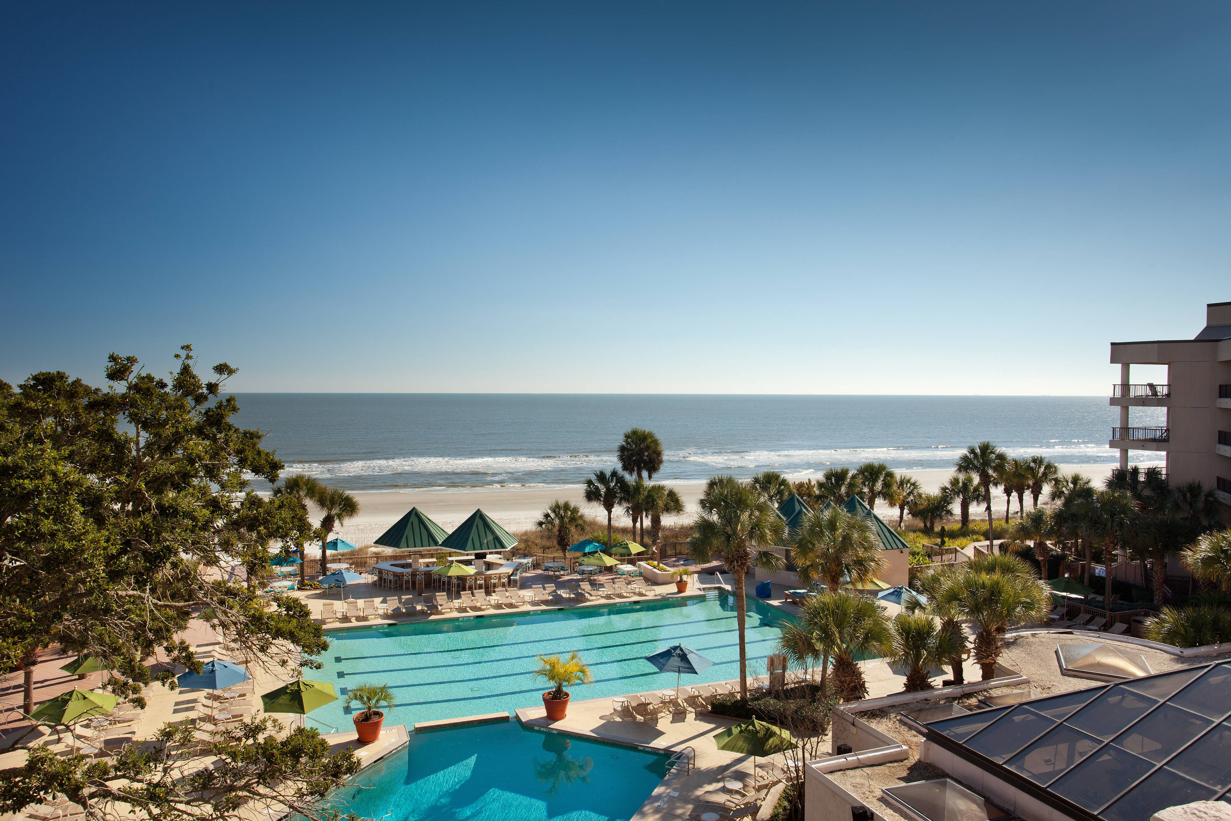 Hilton Head Island Beachfront Hotels