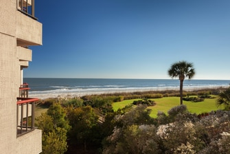 Hilton Head Oceanfront Hotels