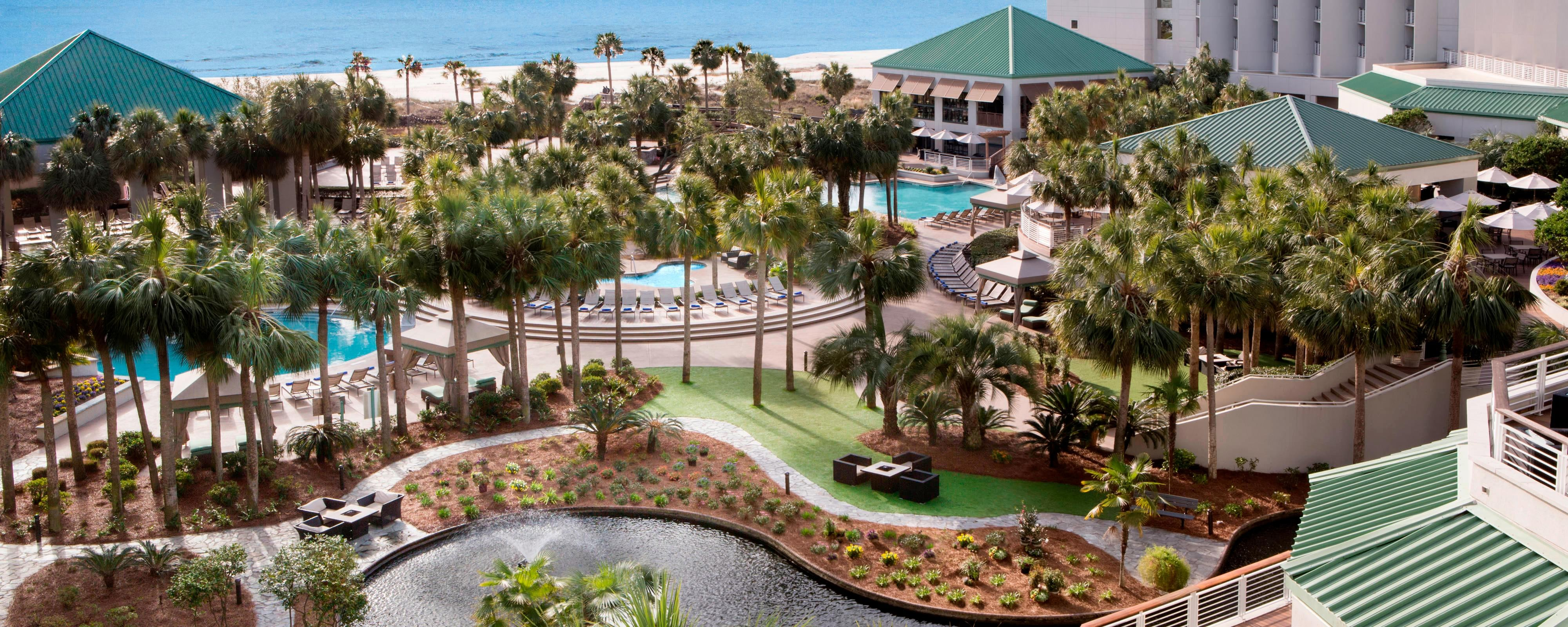 Map and directions to The Westin Hilton Head Island Resort & Spa ...