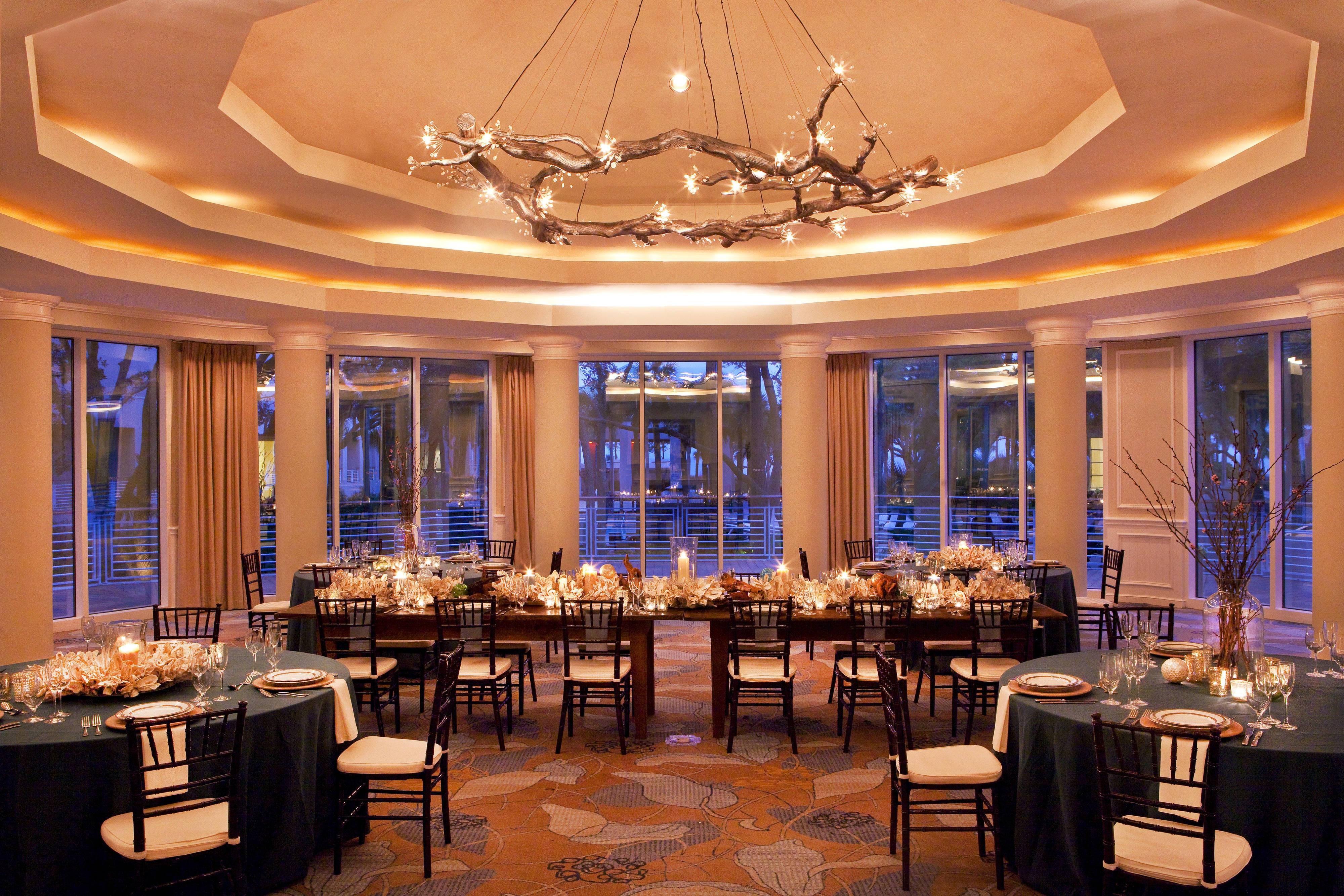 Mitchelville Gazebo Room Dinner