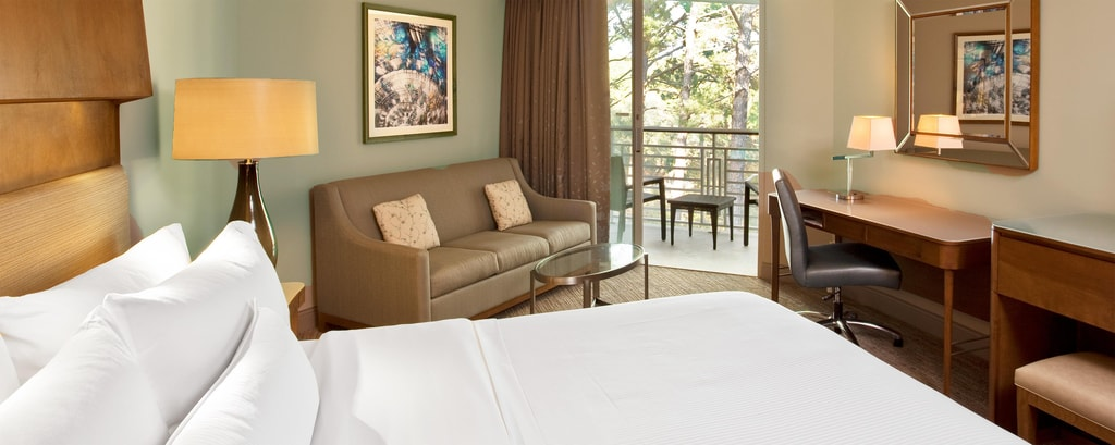 Island View Guest Room