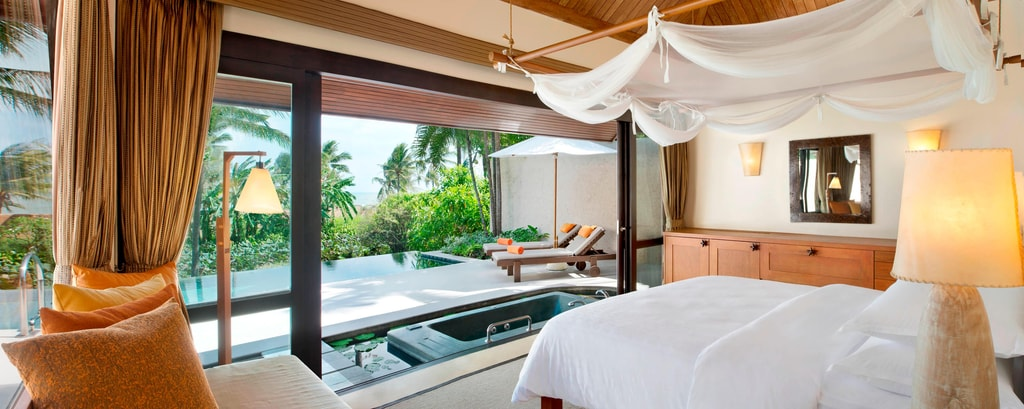 Pool Villa Suite - Bedroom