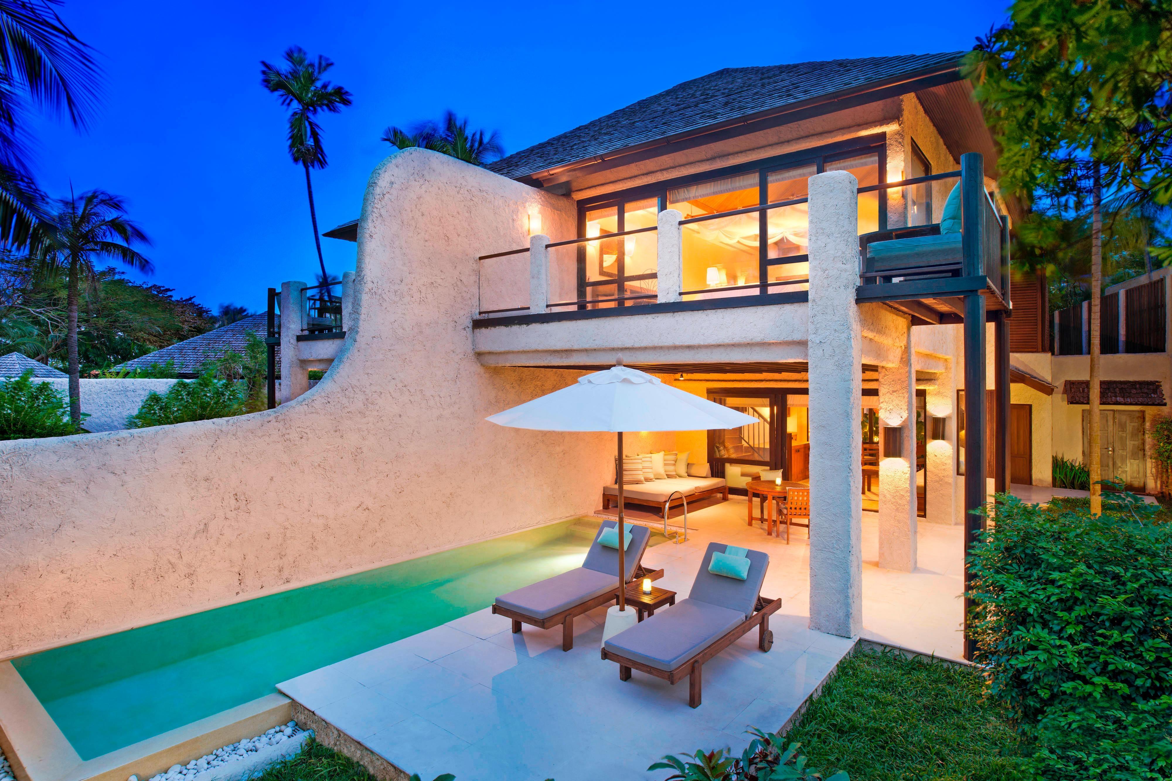 Duplex Pool Villa Suite - Exterior