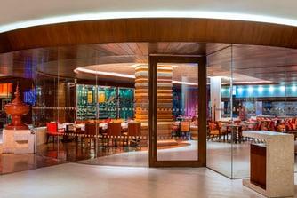 InAzia Restaurant - Exterior View