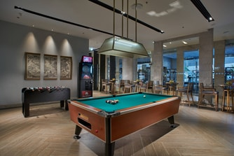 Sundara Sports Lounge Game Room