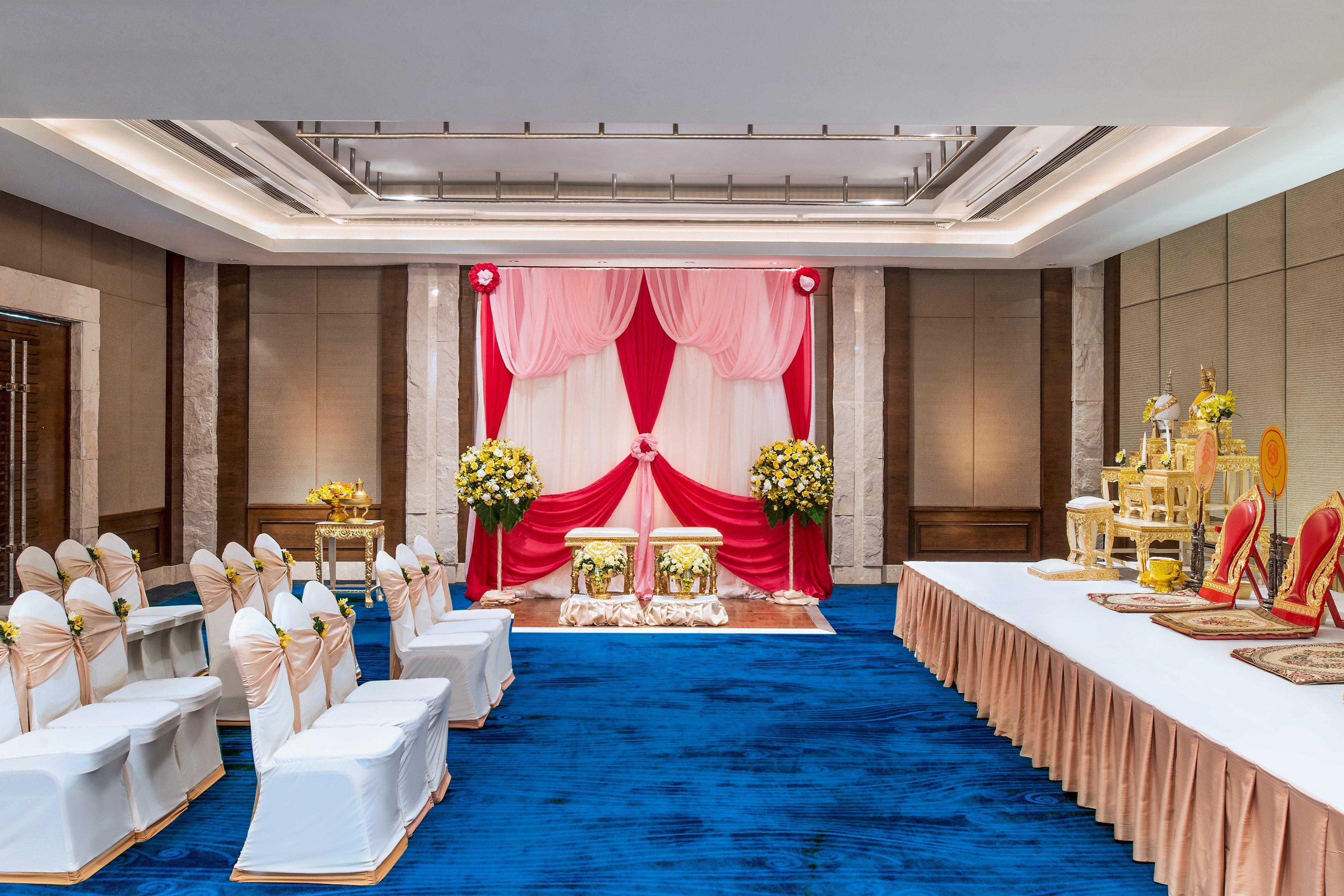 Traditional Thai Wedding Reception